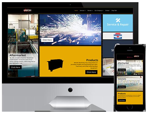 Pardot Marketing Services - website design